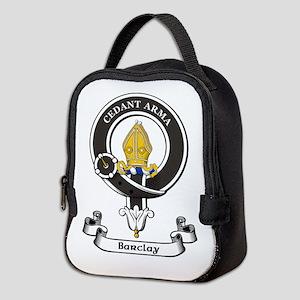 Badge-Barclay [Kincardine] Neoprene Lunch Bag